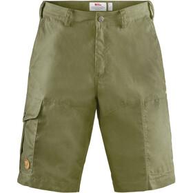 Fjällräven Karl Pro Spodnie krótkie Mężczyźni, zielony